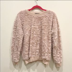 Extra Soft L. Pink Sweater